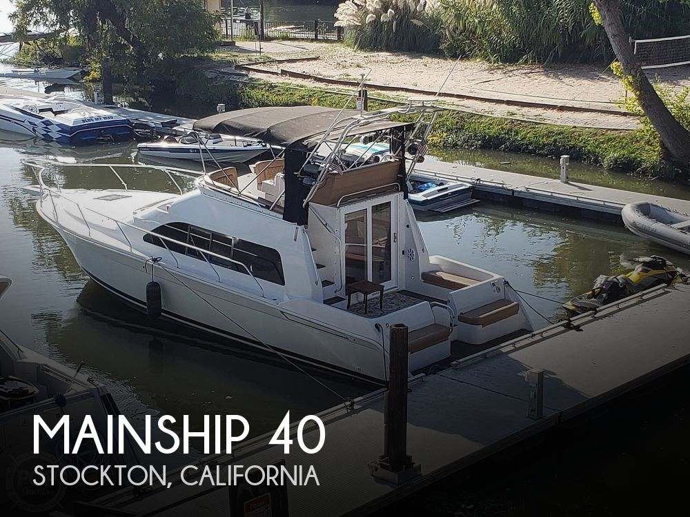 1996 MAINSHIP 40 SEDAN BRIDGE for sale