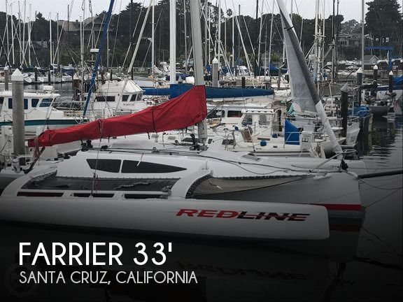 Used Boats For Sale in Santa Cruz, California by owner | 2015 Farrier 33