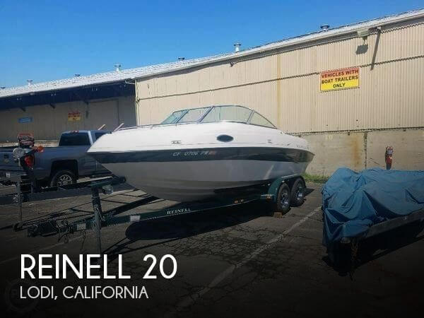 Used Reinell Boats For Sale by owner | 2002 Reinell 20