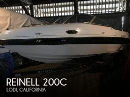 2002 Reinell 200C