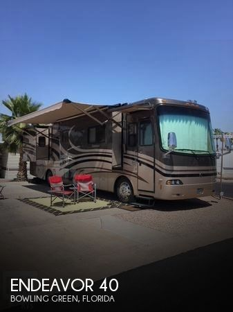 2007 Holiday Rambler Endeavor 40