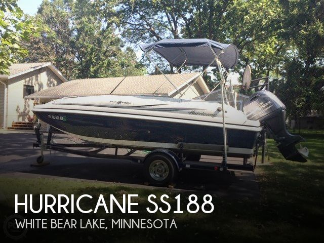 2008 Weeres Sport Fish 180 For Sale
