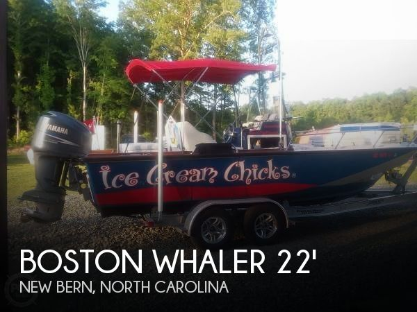 Used Boston Whaler 22 Boats For Sale by owner | 1989 Boston Whaler 22