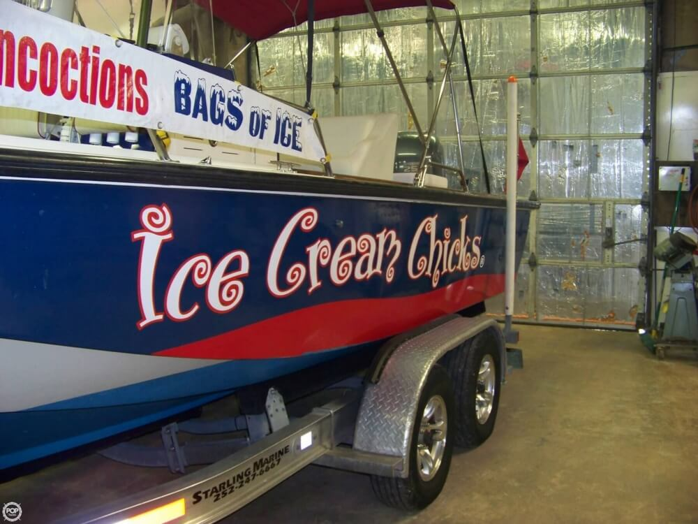 1989 Boston Whaler boat for sale, model of the boat is Outrage 22 & Image # 6 of 32