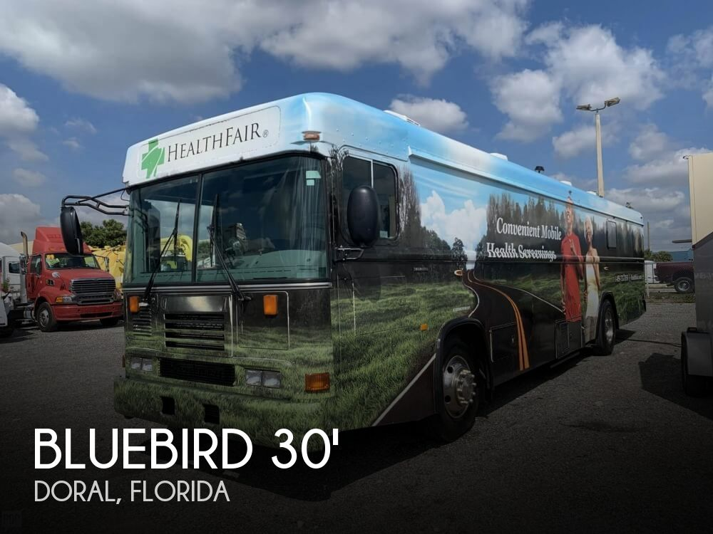 2006 Bluebird 30 Medical Bus For Sale