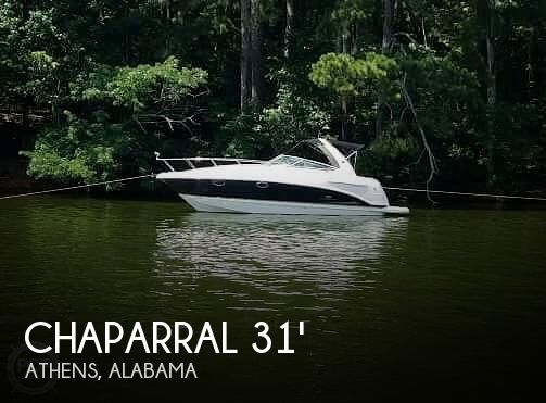 Used Boats For Sale in Huntsville, Alabama by owner | 2006 Chaparral 31