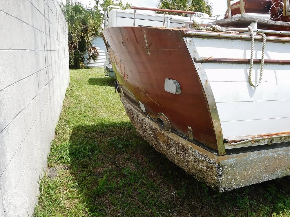 1959 Chris Craft boat for sale, model of the boat is Constellation 31 2013 Twin Yanmars & Image # 14 of 40