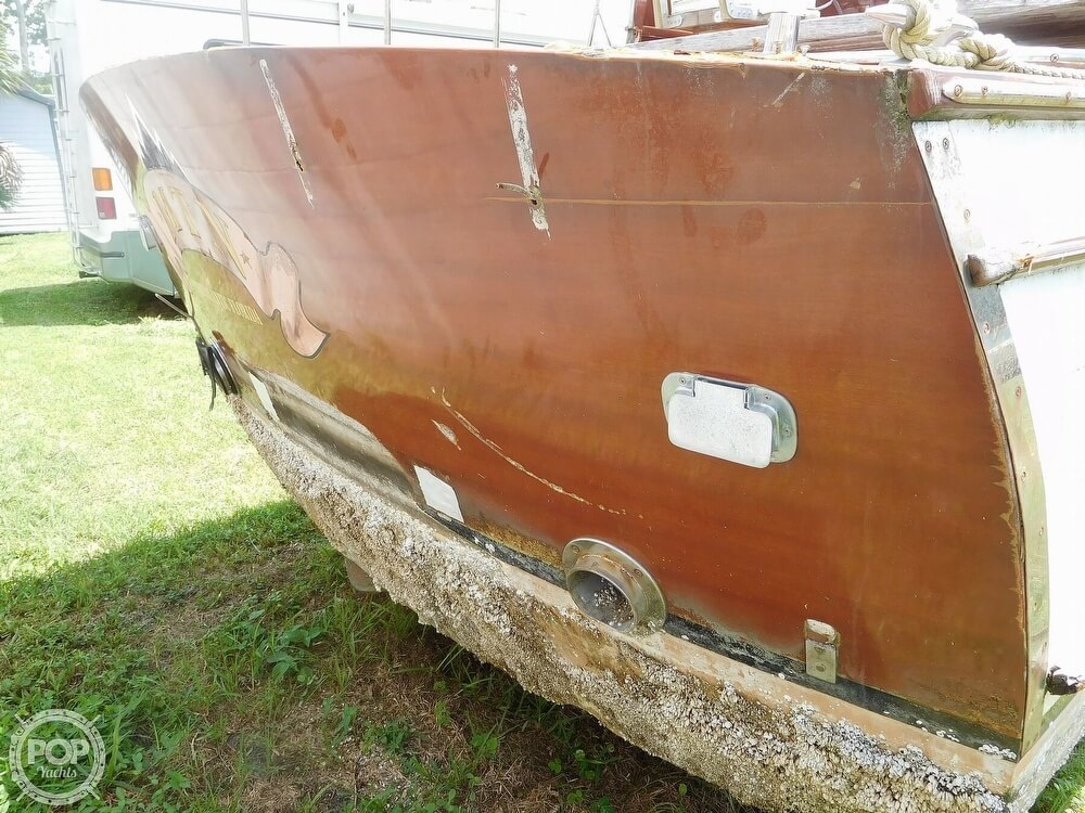 1959 Chris Craft boat for sale, model of the boat is Constellation 31 2013 Twin Yanmars & Image # 15 of 40