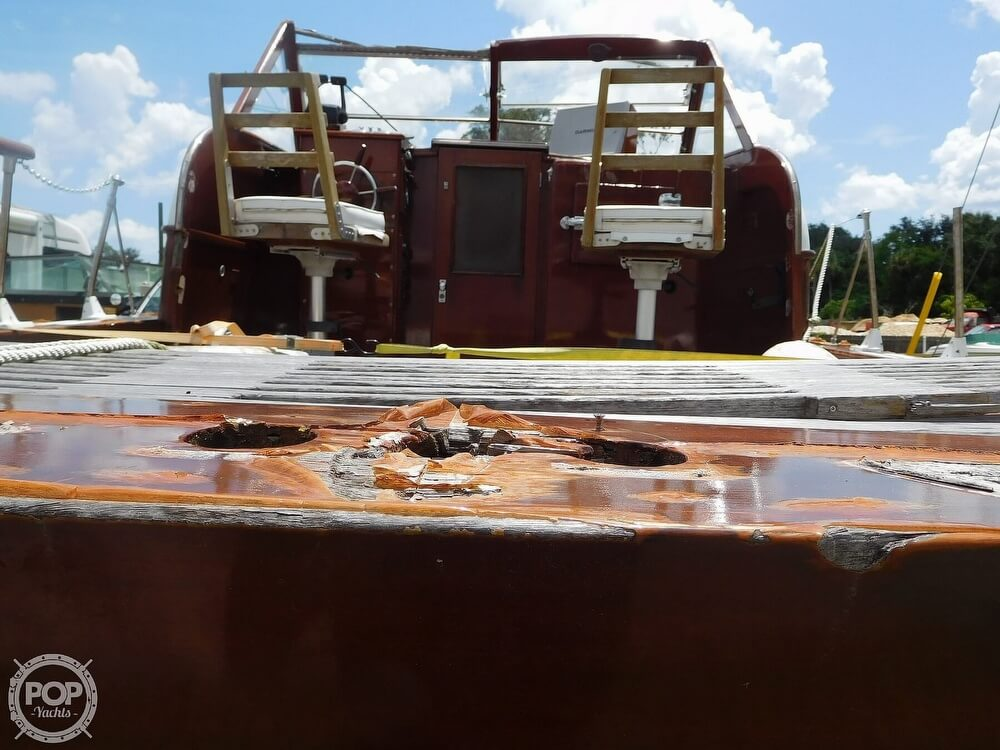 1959 Chris Craft boat for sale, model of the boat is Constellation 31 2013 Twin Yanmars & Image # 16 of 40