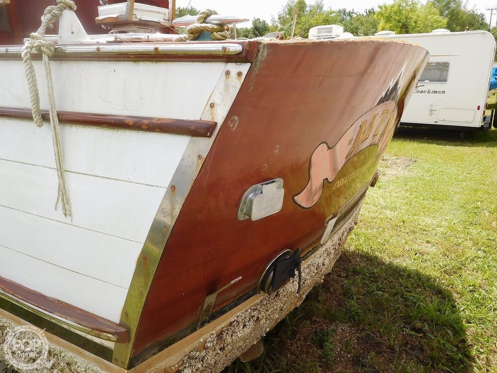 1959 Chris Craft boat for sale, model of the boat is Constellation 31 & Image # 17 of 40