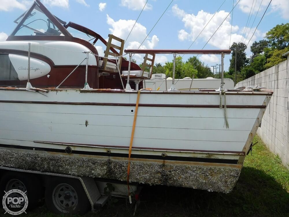 1959 Chris Craft boat for sale, model of the boat is Constellation 31 2013 Twin Yanmars & Image # 18 of 40