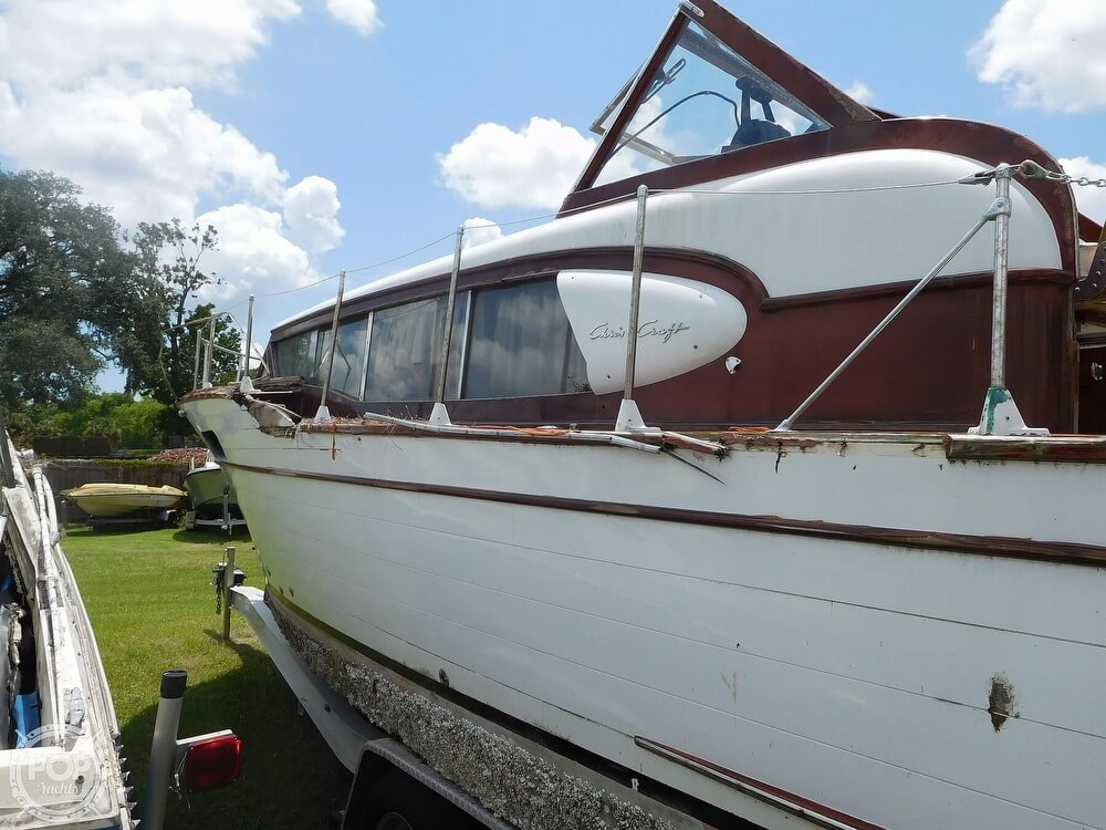 1959 Chris Craft boat for sale, model of the boat is Constellation 31 2013 Twin Yanmars & Image # 20 of 40