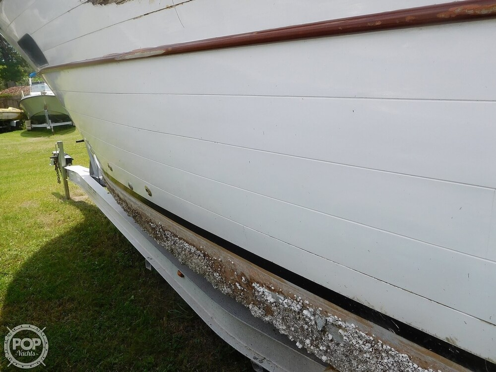 1959 Chris Craft boat for sale, model of the boat is Constellation 31 2013 Twin Yanmars & Image # 21 of 40