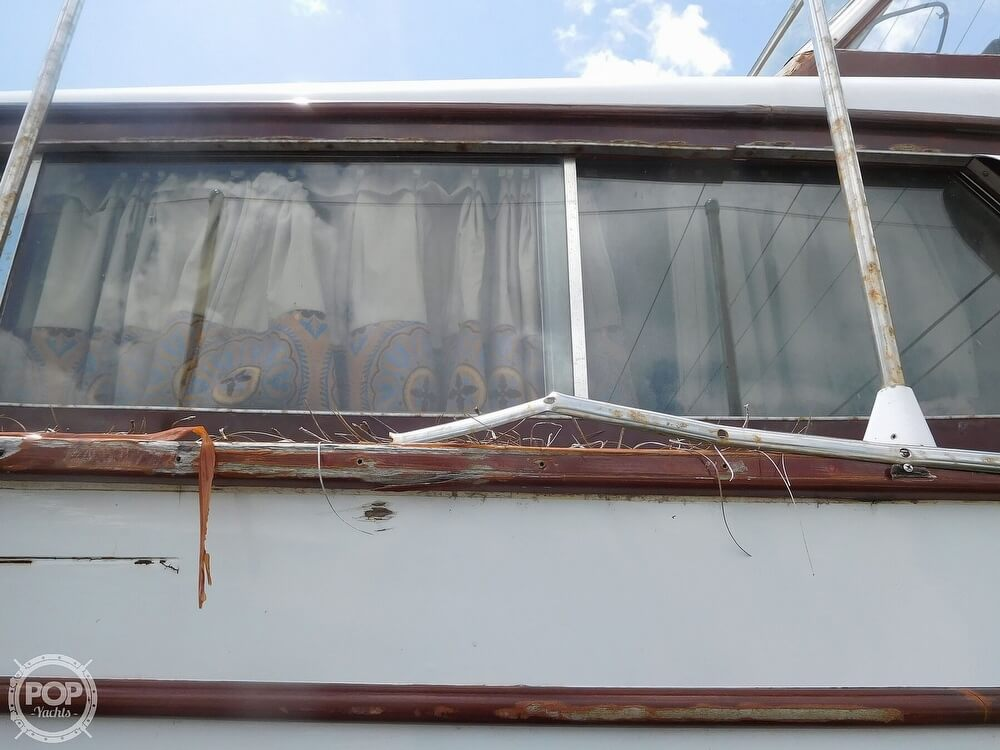 1959 Chris Craft boat for sale, model of the boat is Constellation 31 2013 Twin Yanmars & Image # 22 of 40
