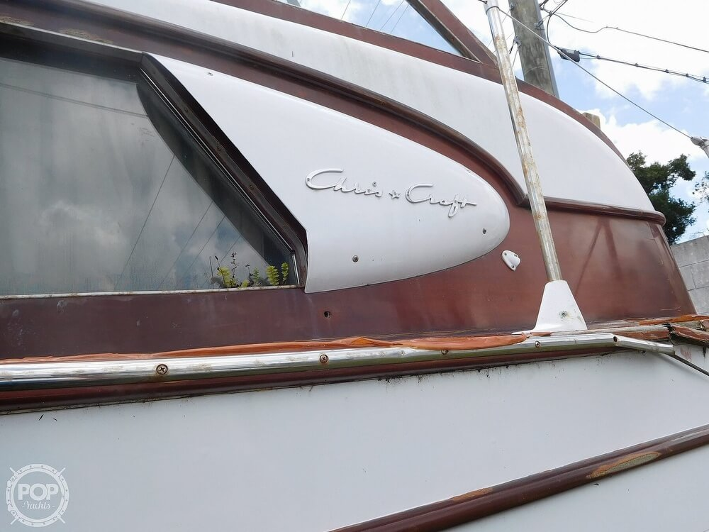 1959 Chris Craft boat for sale, model of the boat is Constellation 31 & Image # 23 of 40