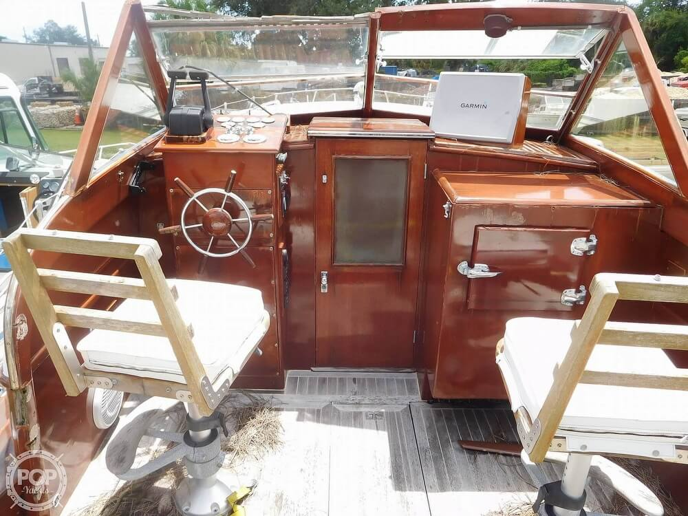 1959 Chris Craft boat for sale, model of the boat is Constellation 31 2013 Twin Yanmars & Image # 29 of 40