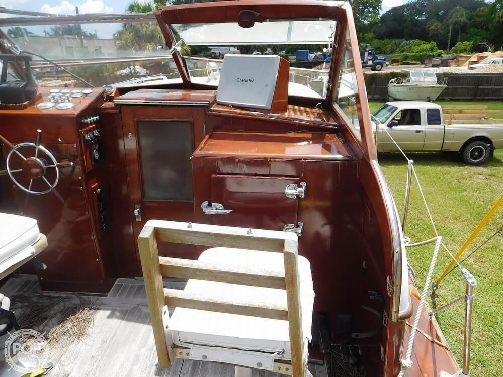 1959 Chris Craft boat for sale, model of the boat is Constellation 31 2013 Twin Yanmars & Image # 31 of 40