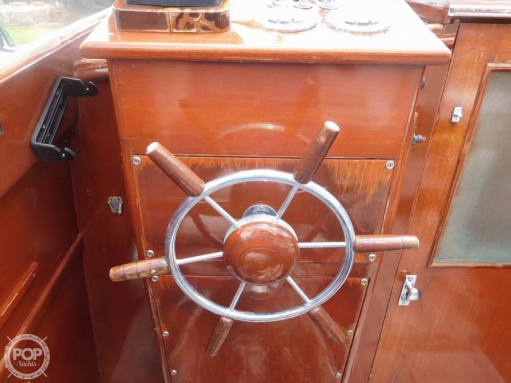 1959 Chris Craft boat for sale, model of the boat is Constellation 31 2013 Twin Yanmars & Image # 34 of 40