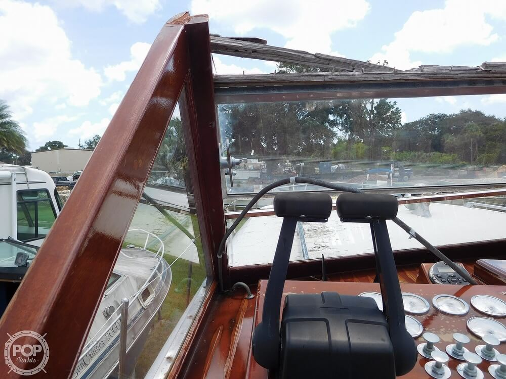 1959 Chris Craft boat for sale, model of the boat is Constellation 31 & Image # 35 of 40