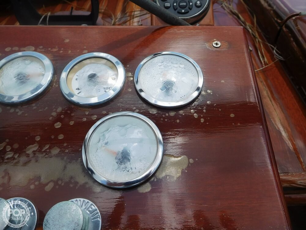 1959 Chris Craft boat for sale, model of the boat is Constellation 31 2013 Twin Yanmars & Image # 38 of 40