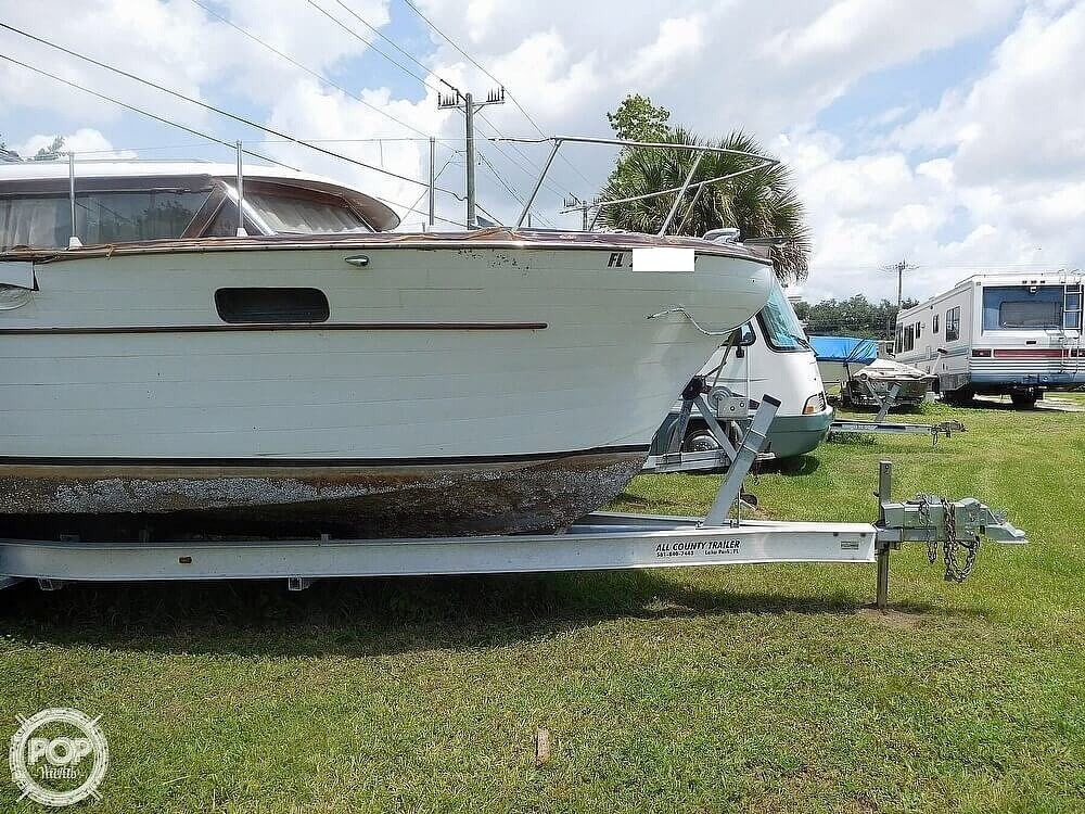 1959 Chris Craft boat for sale, model of the boat is Constellation 31 2013 Twin Yanmars & Image # 2 of 40