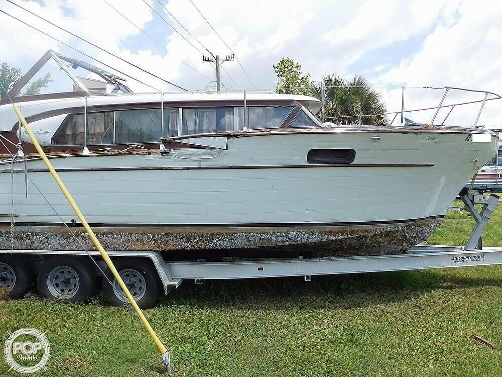 1959 Chris Craft boat for sale, model of the boat is Constellation 31 2013 Twin Yanmars & Image # 3 of 40