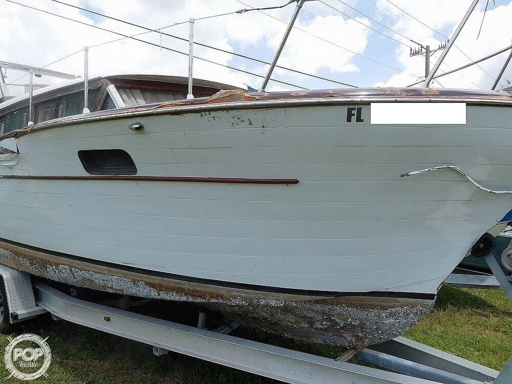 1959 Chris Craft boat for sale, model of the boat is Constellation 31 2013 Twin Yanmars & Image # 7 of 40