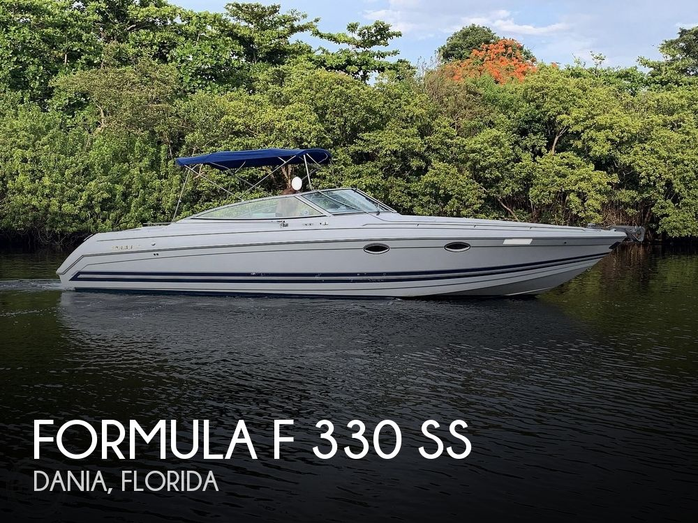 1999 Formula F 330 SS