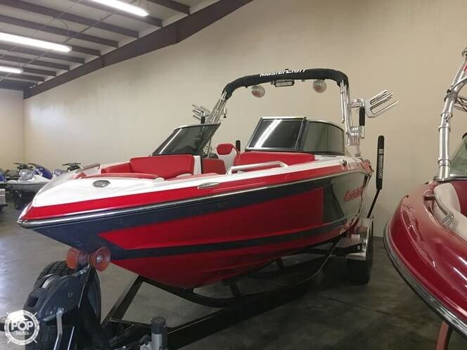 2016 Mastercraft boat for sale, model of the boat is X30 & Image # 2 of 6