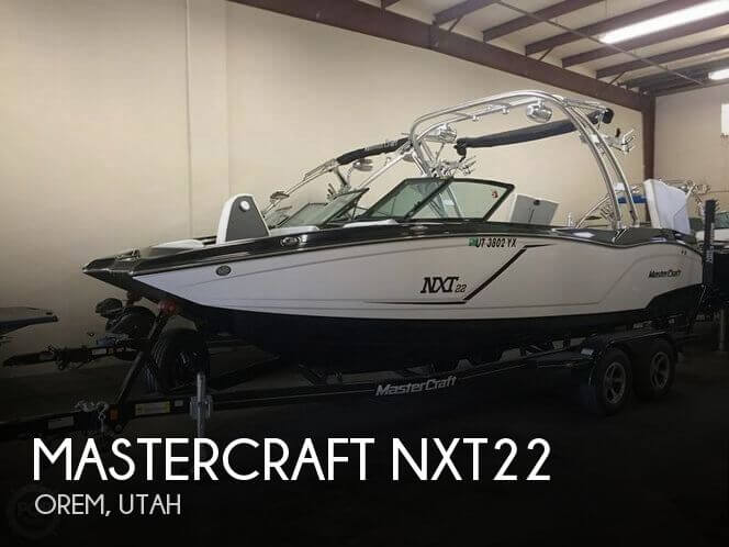Used Boats For Sale in Provo, Utah by owner | 2016 Mastercraft 22