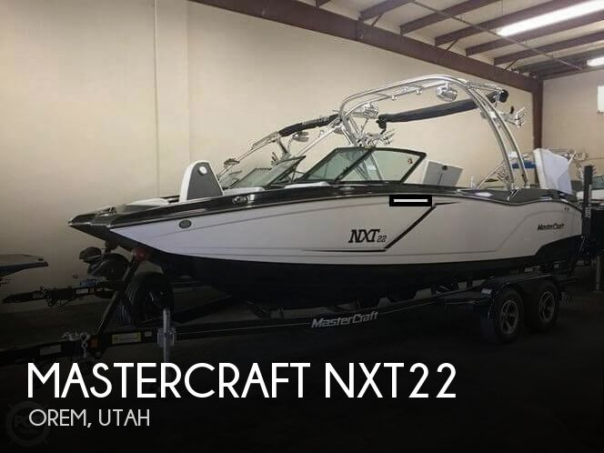 2016 Mastercraft boat for sale, model of the boat is NXT22 & Image # 1 of 4