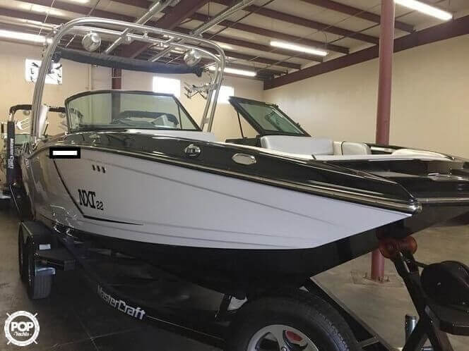 2016 Mastercraft boat for sale, model of the boat is NXT22 & Image # 2 of 4