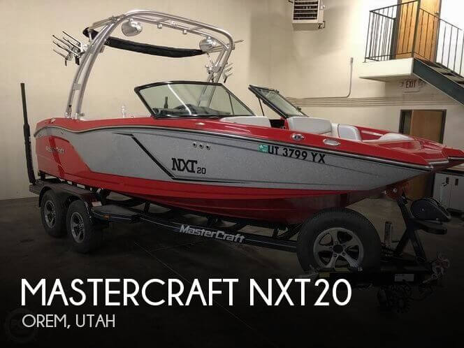 Used Boats For Sale in Utah by owner | 2016 Mastercraft 20