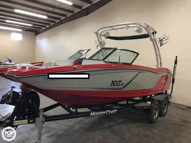 2016 Mastercraft boat for sale, model of the boat is NXT20 & Image # 2 of 6
