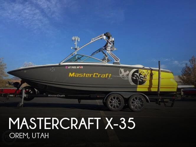 Used Boats For Sale in Utah by owner | 2009 Mastercraft 23