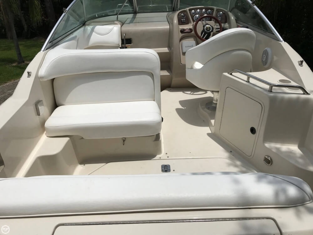 2003 Sea Ray boat for sale, model of the boat is 240 Sundancer & Image # 25 of 41