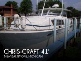 1972 Chris-Craft 41 Commander