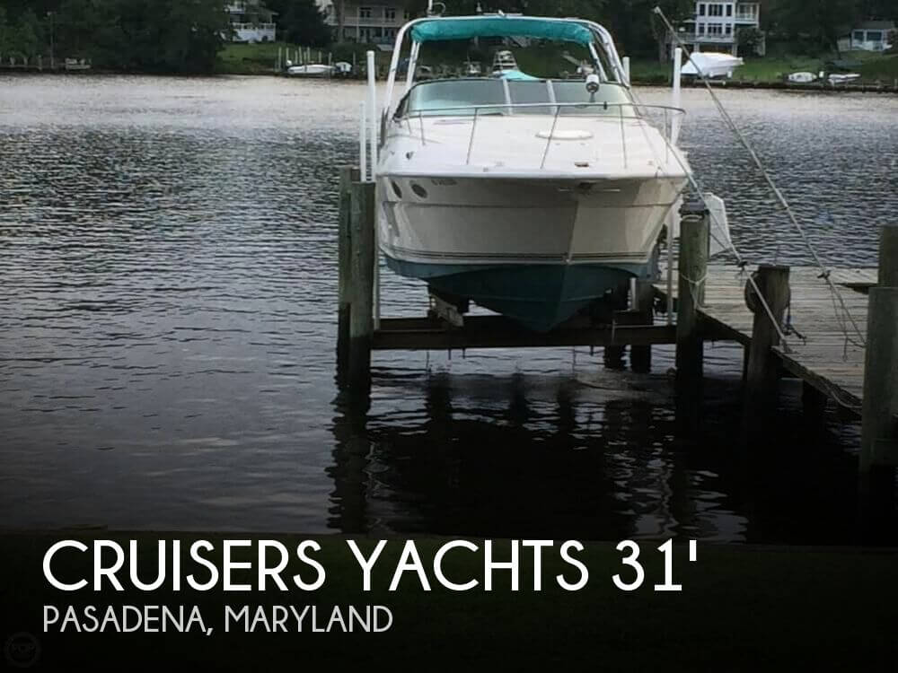 1994 Cruisers Yachts 31