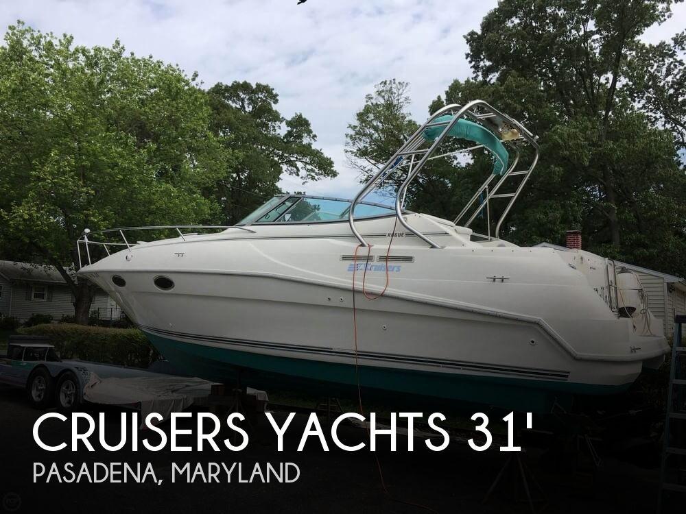 1994 Cruisers Yachts 3175 ROGUE