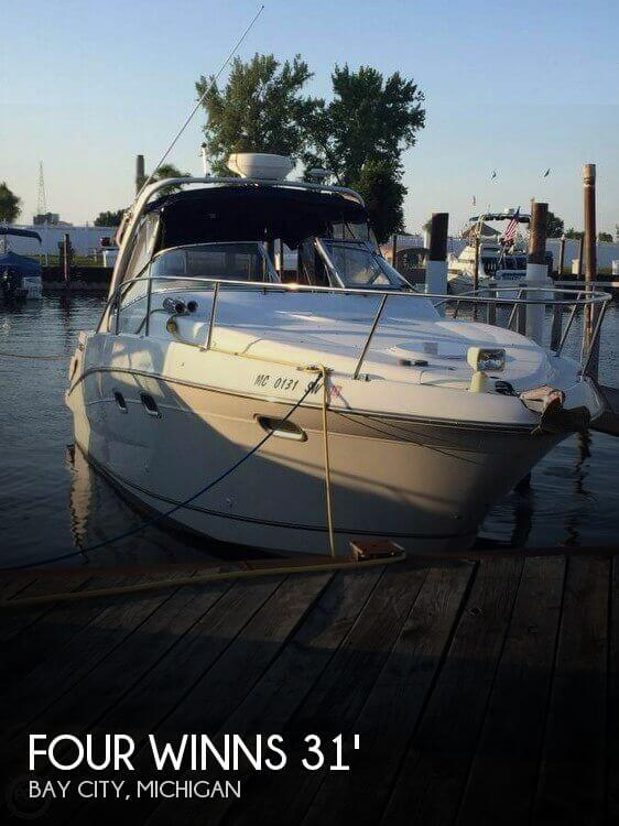Used FOUR WINNS Boats For Sale in Michigan by owner | 2000 Four Winns 31