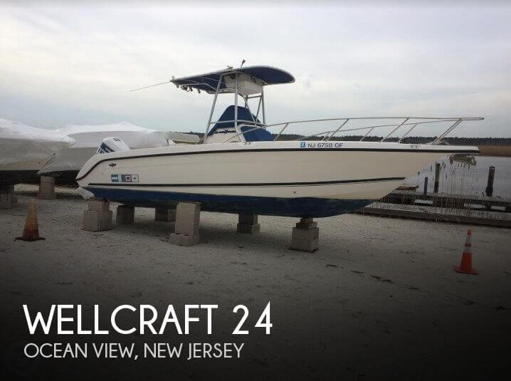 Used Wellcraft 24 Boats For Sale by owner | 1997 Wellcraft 24