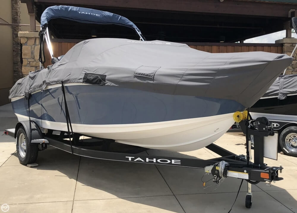 2018 Tahoe boat for sale, model of the boat is 450TF & Image # 2 of 40