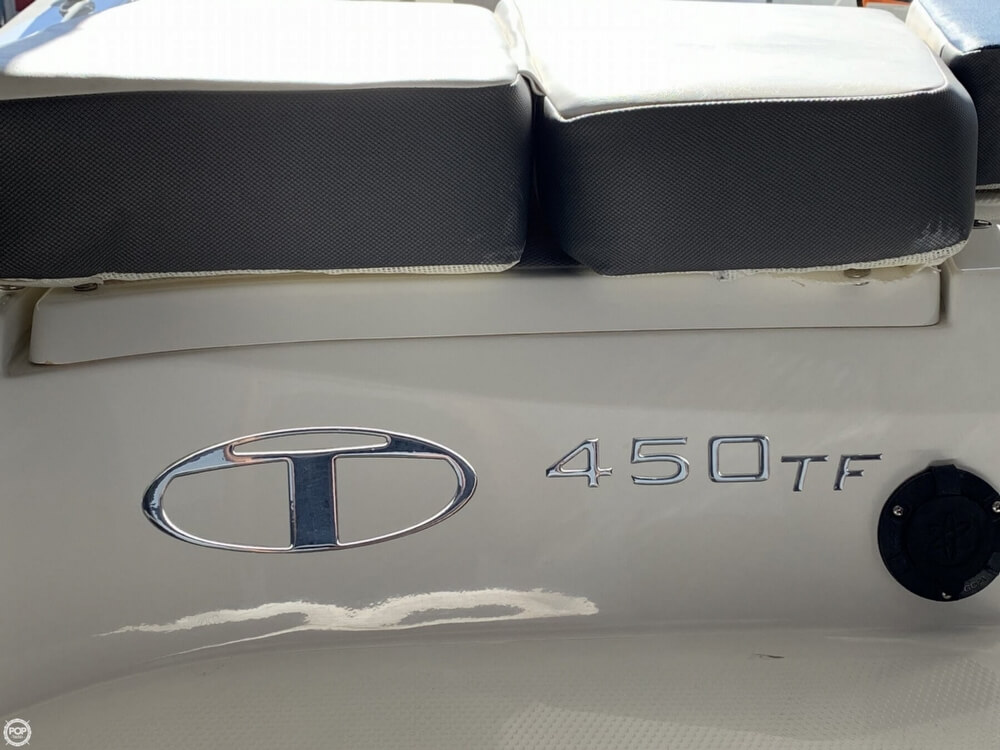 2018 Tahoe boat for sale, model of the boat is 450TF & Image # 24 of 40