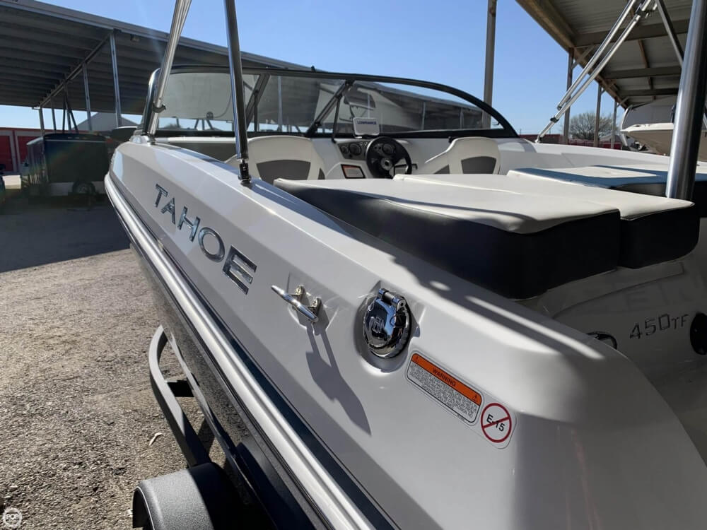2018 Tahoe boat for sale, model of the boat is 450TF & Image # 28 of 40