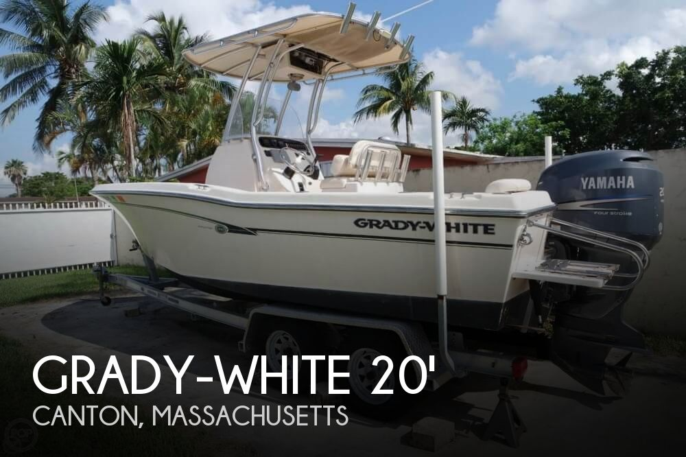Used Grady-White 20 Boats For Sale by owner | 2011 Grady-White 20