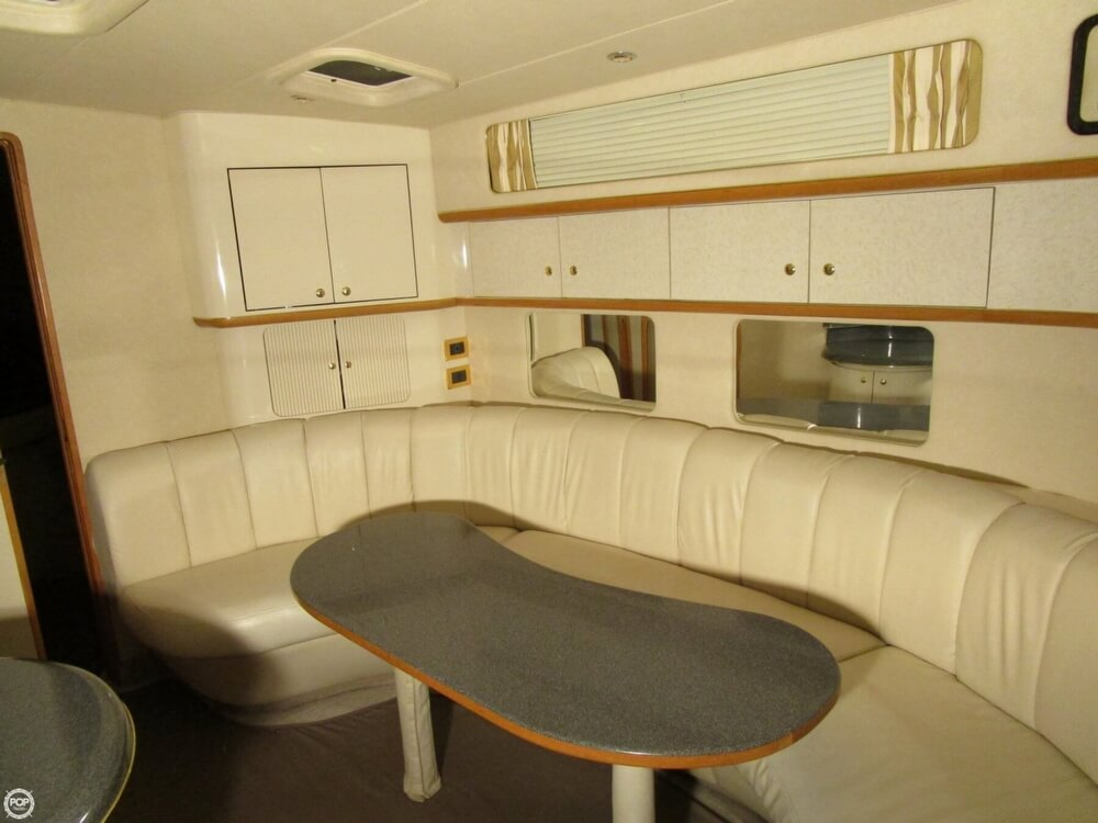 1997 Sea Ray boat for sale, model of the boat is 450 Sundancer & Image # 10 of 40