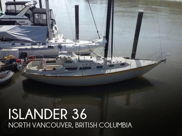 Used Islander Boats For Sale by owner | 1976 Islander 36