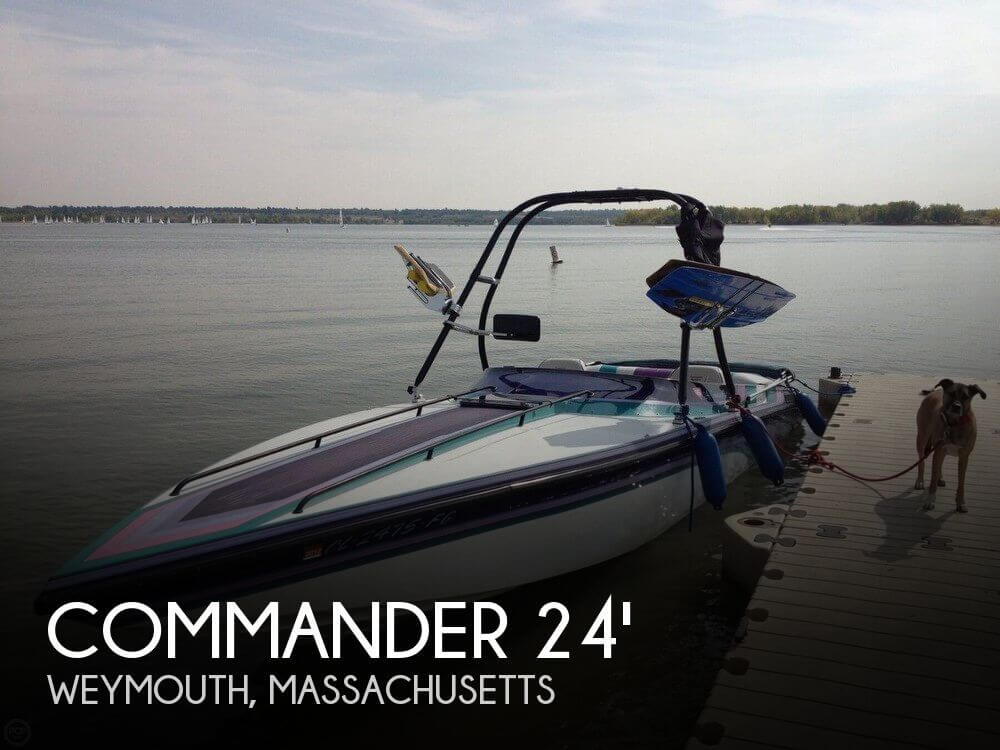 Used Commander Boats For Sale by owner | 1994 Commander 24