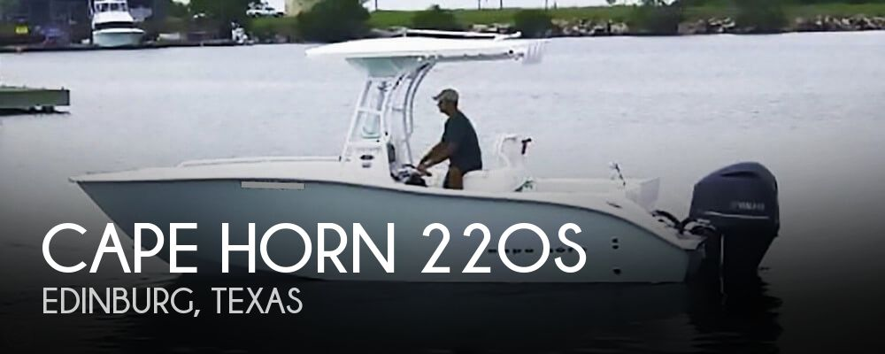 Used CAPE HORN Boats For Sale by owner | 2017 Cape Horn 23