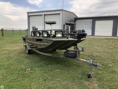 Tracker Grizzly 1760 MVX, 18', for sale - $17,977